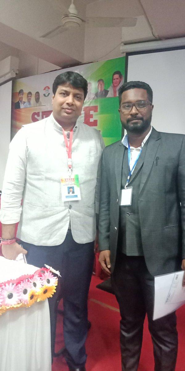 With @rohanrgupta ji, Chairman Social Media Department, AICC.  #throwback #2k19  @INCAssam https://t.co/NNemVm8GLp