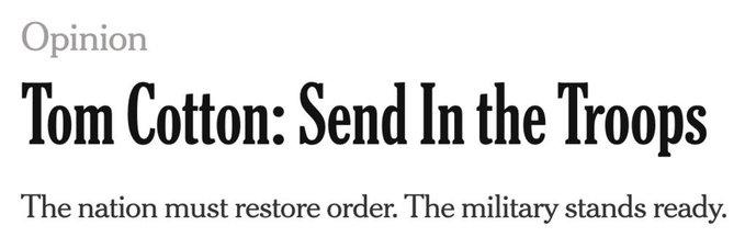 Running this put Black @nytimes staffers in danger.