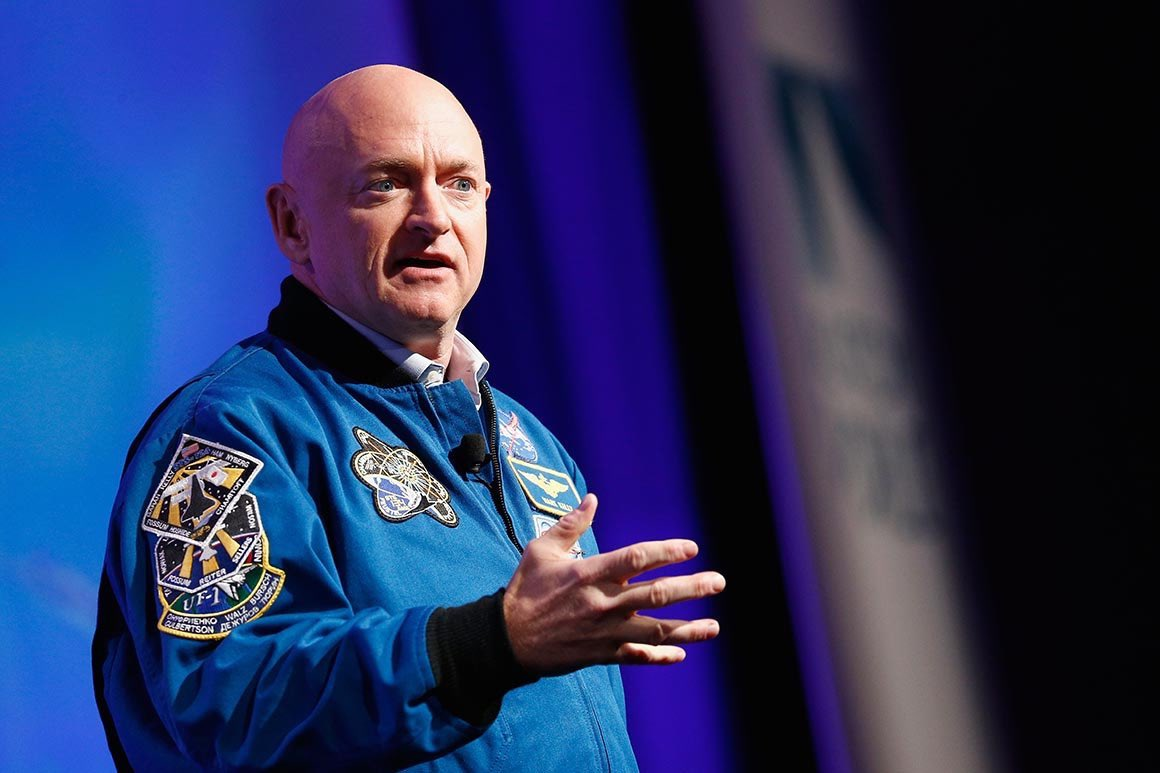 BREAKING: Arizona Democrat and retired astronaut Mark Kelly is ahead of GOP incumbent Martha McSally by a stunning 13 points in the latest poll of the U.S. Senate race! RETWEET if you support @CaptMarkKelly as he runs to turn Arizona Blue and take back the U.S. Senate!