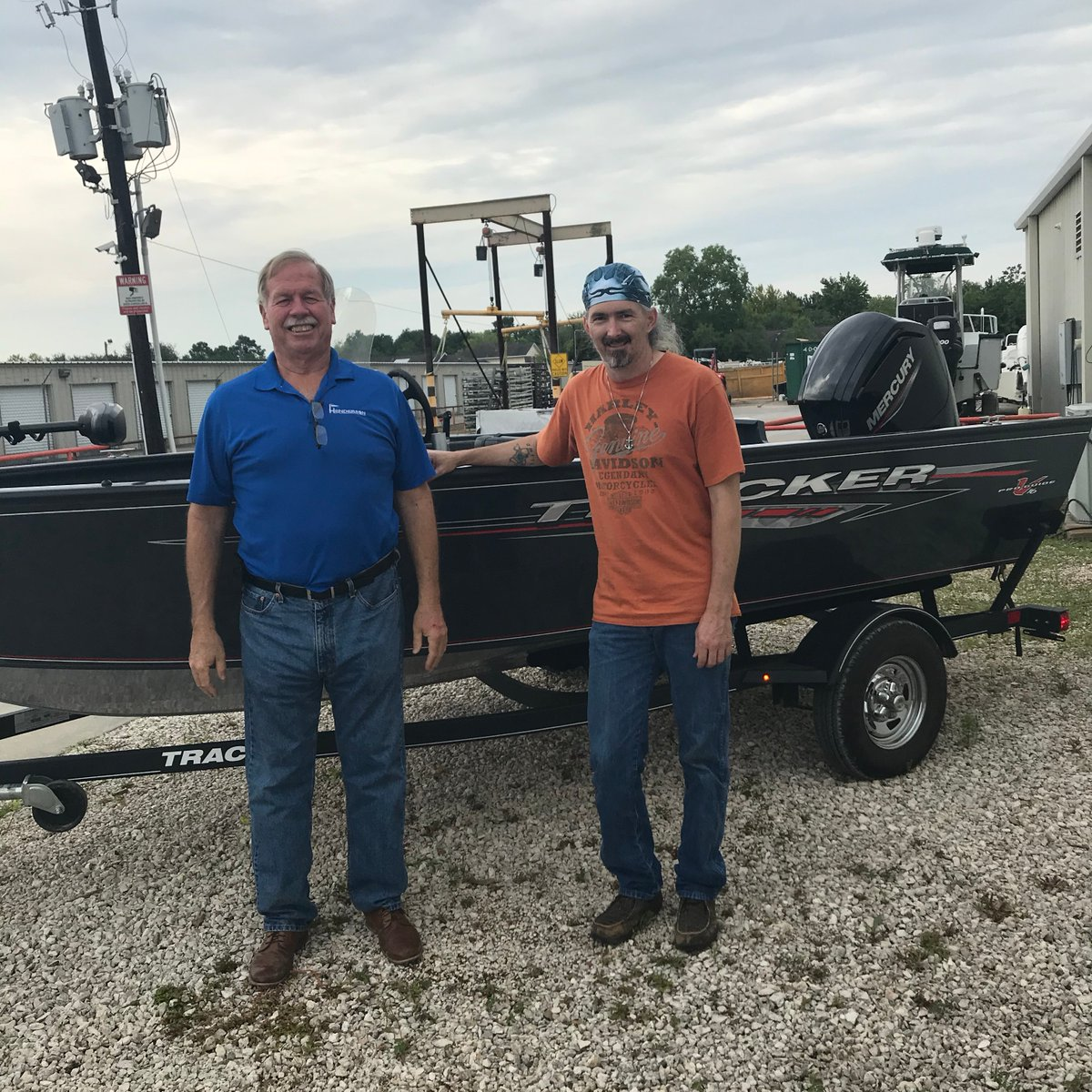 Charles Elliot just got his new Tracker PGV16C! Enjoy the boat!  #teamhenderson #fishing #fish #bassfishing #outdoors #largemouthbass #angler #largemouth #tightlines #bigbass #fishon #gonefishing #basslife #outdoor #fishinglures #getoutside #fishinglife #Louisiana #lakeCharles