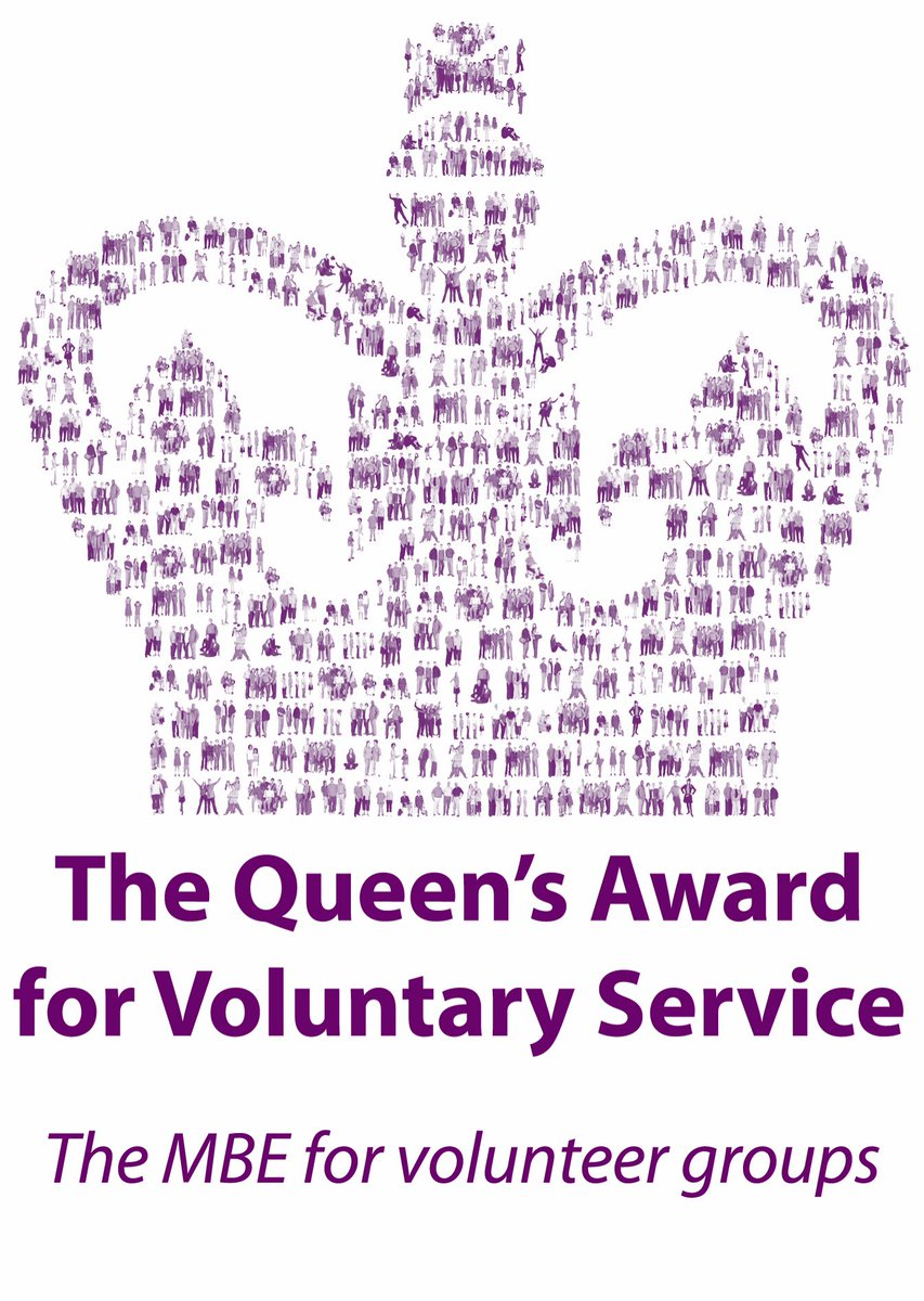 #TBT In 2018, we were extremely proud to be awarded the Queen's Award for Voluntary Service, the MBE for Voluntary groups  We continue to provide football coaching in a fun, safe environment for 550+ CYP & support for local charities & the community  #ForTheCommunity #ForTheKids
