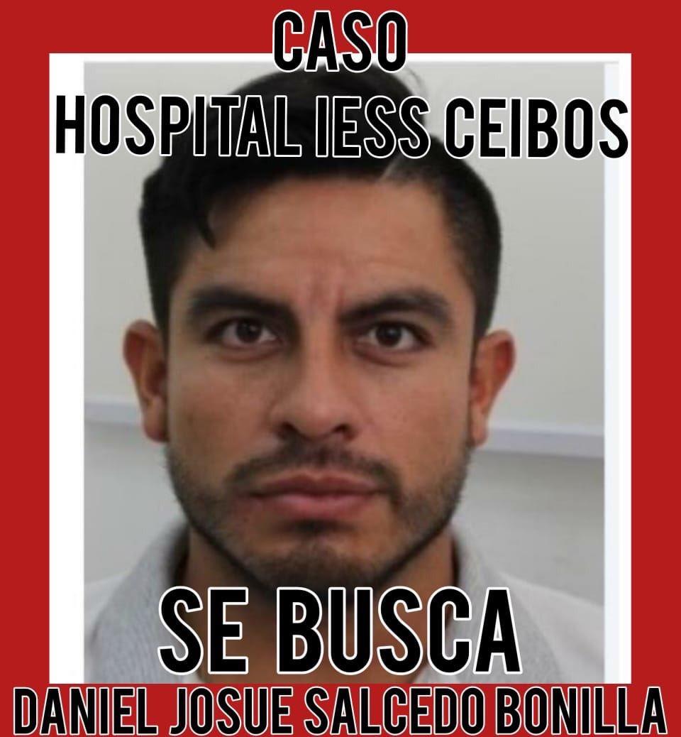 Por favor @FiscaliaEcuador este tipo tiene que estar en algún lado y es parte de esa banda delincuencial. https://t.co/uwzRusSeRK