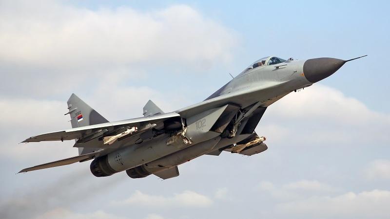 Rusya, Suriye'ye MiG-29 uçaklarının ikinci partisini gönderdi