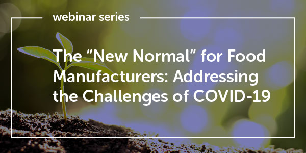 Our webinar series focuses on timely & relevant information for industry professionals to stay informed & prepared to face future challenges caused by #COVID19: Register for upcoming webinars & watch past recordings here:  https://t.co/qnGHaozbAj #foodsafety #FoodChainID https://t.co/SE9VjI2Pvo