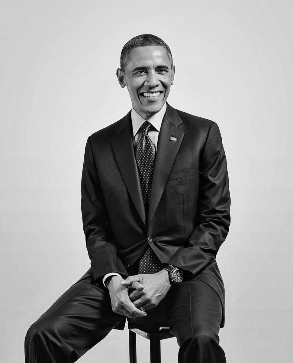Please come back @BarackObama The world needs you.