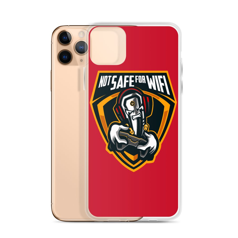 iPhone Case   by Not Safe For Wifi starting at $18.00.  Show now https://shortlink.store/zT-4t6GVv   #gaming #notsafeforwifi #streamers #shopnow pic.twitter.com/e63t9crOmy
