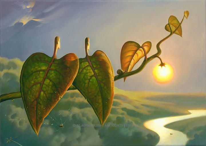 Always make room for the unexpected in yourself. STEVE MARTIN #writing #amwriting #writerslife #Art Vladimir #Kush