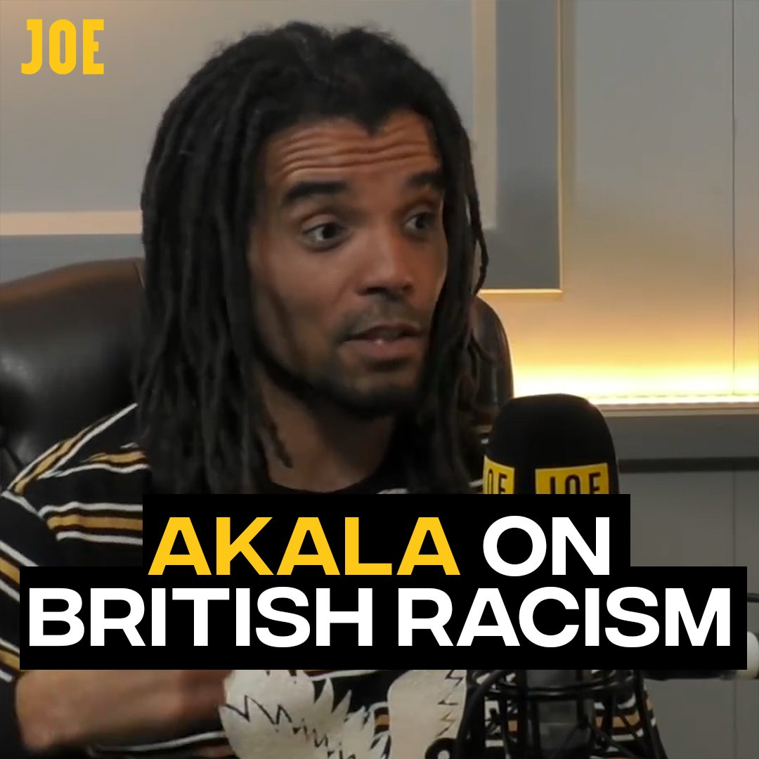 """""""We pretend there isn't a caste system in Britain. And we say to the people at the bottom, 'The results of this system are all your fault.'"""" Akala has a few home truths for anyone who thinks Britain has no issue with racism."""
