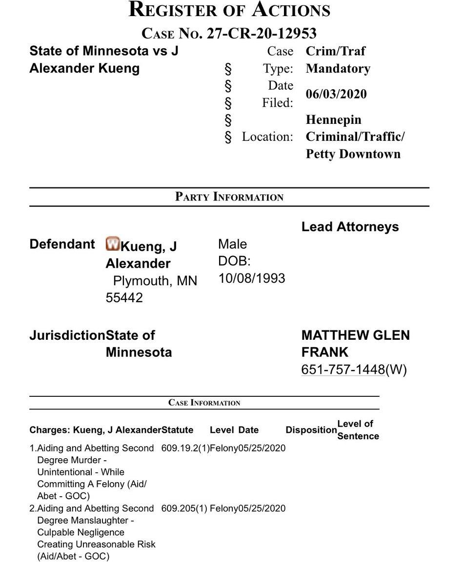 aiding and abetting a felon minnesota statute