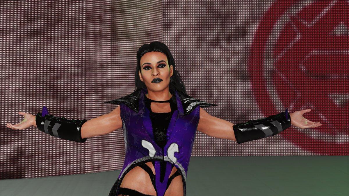 #2KM: 'Zelina Vega - RR 2020 Attire!' by Veliction, available now! https://t.co/YZoEFDgGSL #2KMods #WWE2K #2K19 #Modding #Gaming https://t.co/4tNbe9HrJP