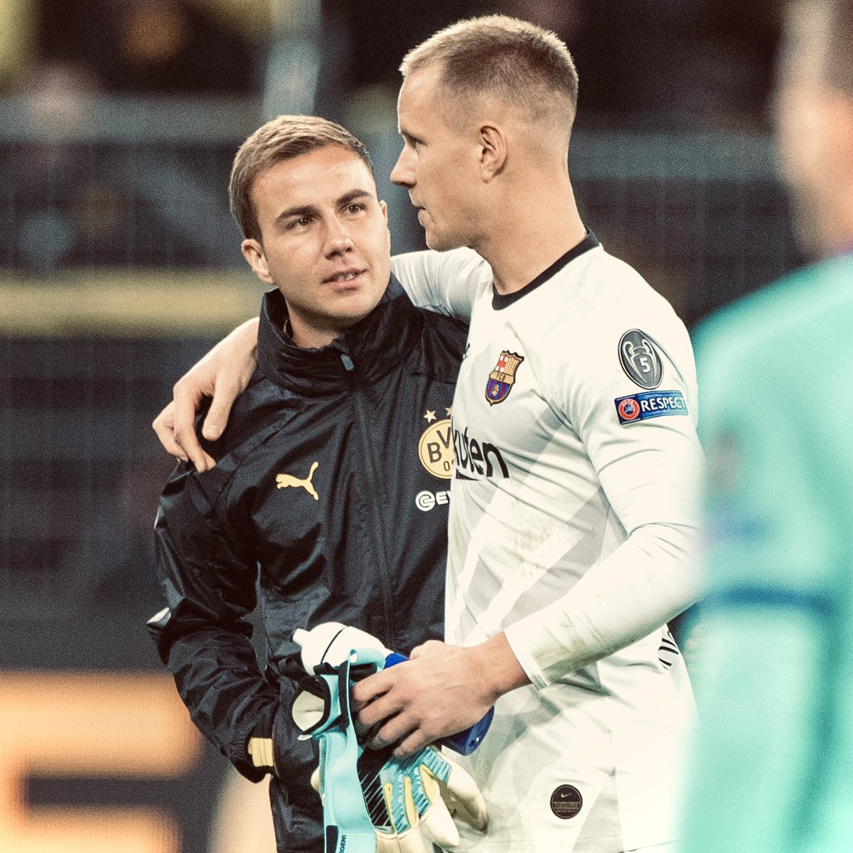 Happy birthday @MarioGoetze 😃👏🏻👏🏻 We shared many great moments and there are many to come... I wish you lots of health and happiness! 👊🏻👊🏻 https://t.co/POyD51Pczq