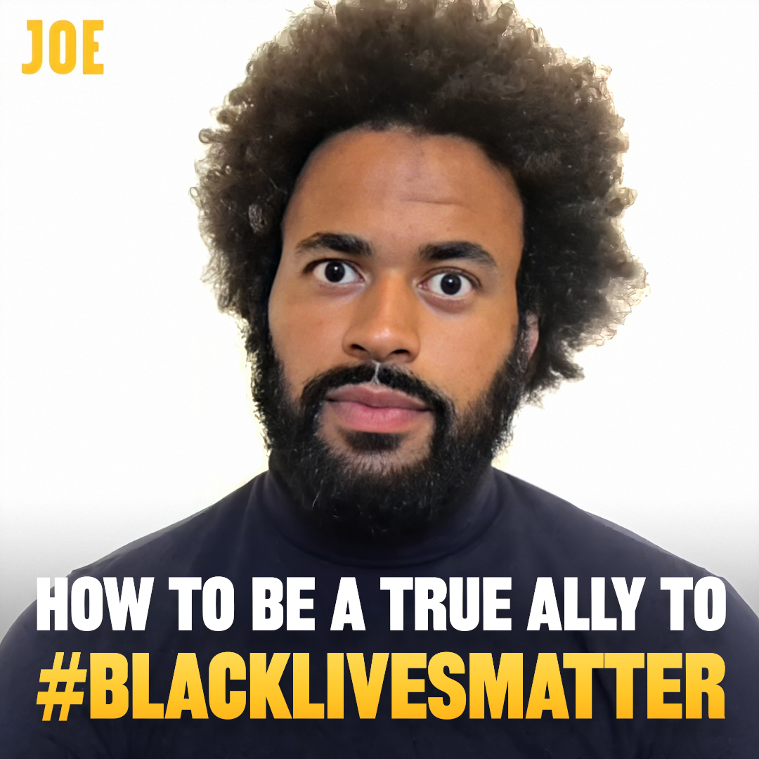 If you want to be a true ally to #BlackLivesMatter please watch this. Thank you to @HamiltonMusicals wonderful @ObiomaUgoala