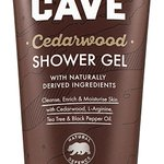 Image for the Tweet beginning: ManCave Cedarwood Shower Gel 200ml