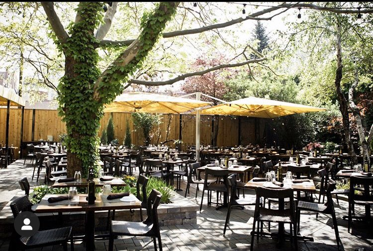 Today is the day our fabulous patio opens!! Do you have a reservation?? We can't wait to see you all! 🙏🏼