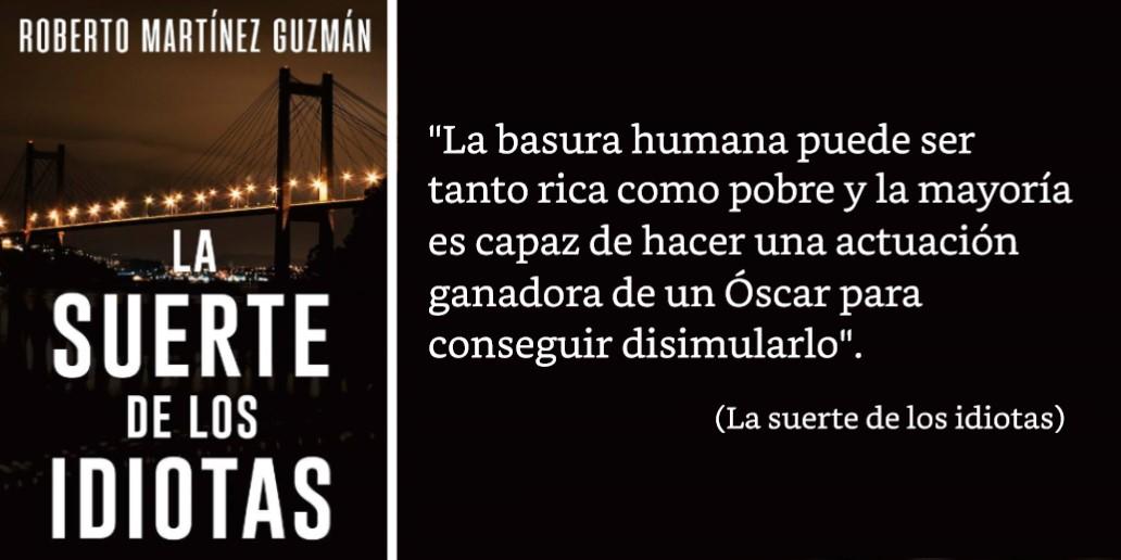 LA SUERTE DE LOS IDIOTAS, como uno de los libros recomendados para este verano por la web LIBROS EN SERIE.  #LibrosParaElVerano #NovelaNegra #Thriller #LibrosAmazon #LeoyRecomiendo #KindleEnEspañol #AmazonPrime #KindleUnlimited #VigoMola #LeerParaLaLibertad