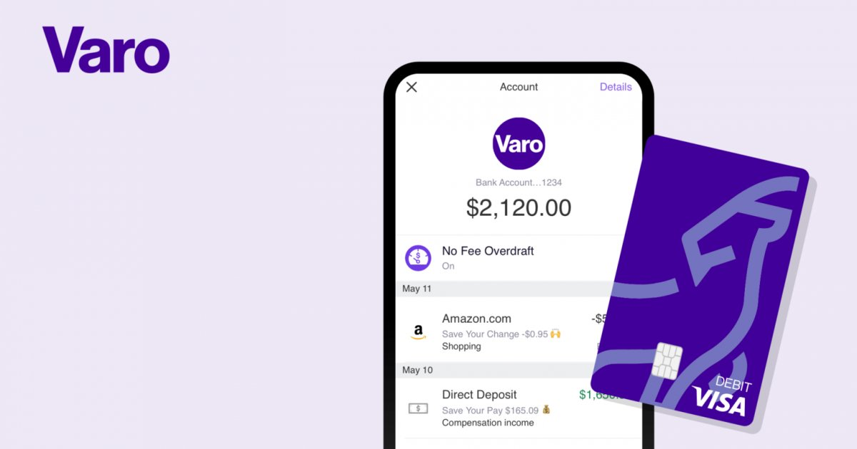 #Bono #ColinWalsh Mobile Bank Varo Raises $241M To Fuel Growth, Financial Innovation http://dlvr.it/RXws9z pic.twitter.com/zff8M3FbWe