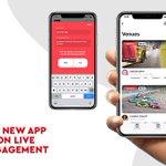 Image for the Tweet beginning: Facebook's new app, Venue, seeks