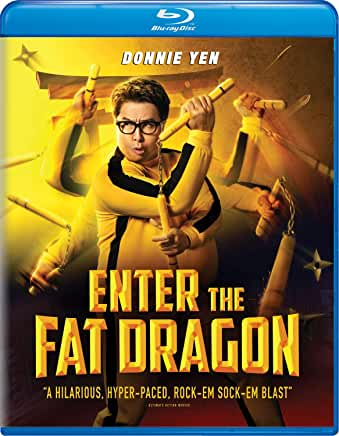 ENTER THE FAT DRAGON on Blu-ray, DVD and Digital https://t.co/kCL5rOkZOb  #EnterTheFatDragon #EnterTheDragon #movie #movies #Bluray #DVD #action #comedy #martialarts #karate #kungfu #DonnieYen #parody #BruceLee #TeresaMo #NikiChow #WongJing https://t.co/VbMSS6FLER
