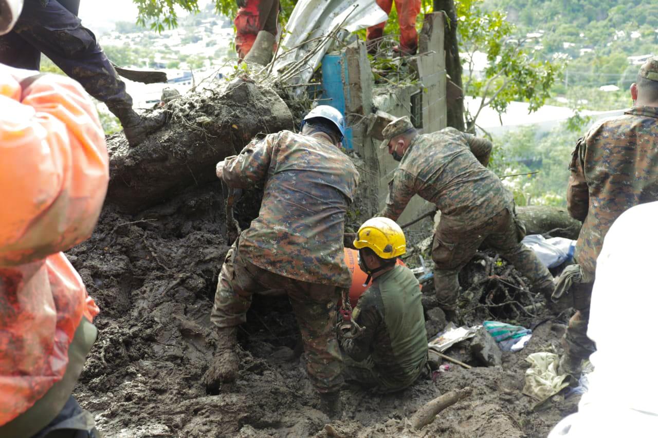 Tormenta Cristóbal mantiene lluvias tipo temporal en el país