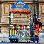 Image for the Tweet beginning: #sicily #sicilia #palermo #grattatella #colors