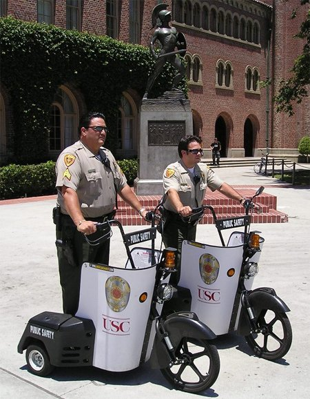 Thinking about that time someone tried to sell cops a Segway that ate a Big Wheel