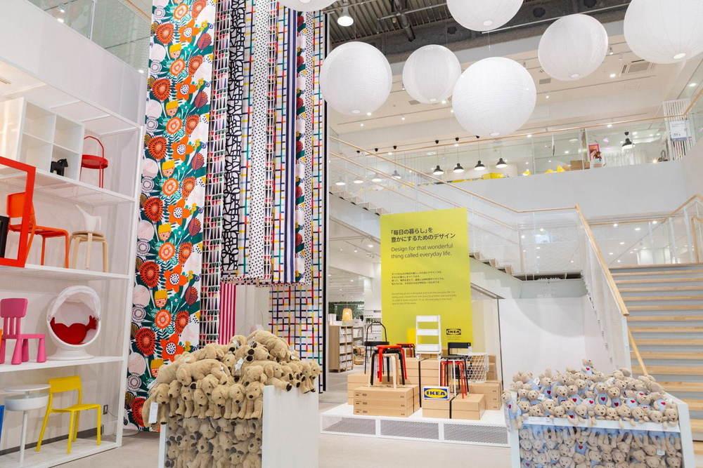 イケア初の都心型店舗「イケア 原宿」店内初公開、スウェーデンコンビニ&世界初メニューを展開するカフェも -