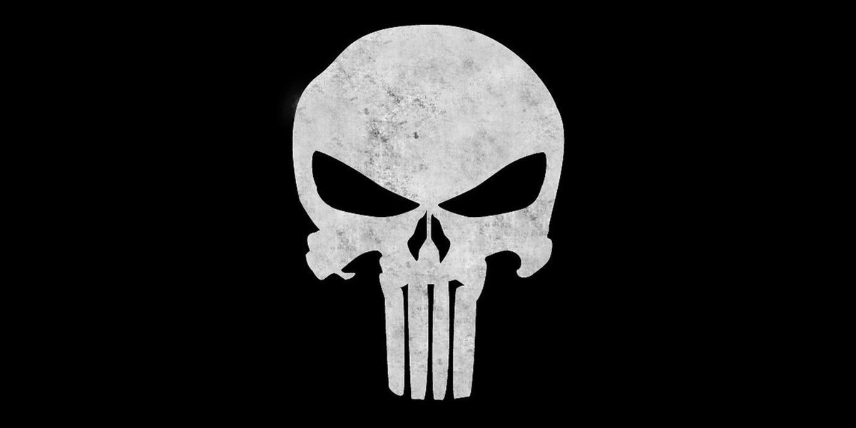 Twitter Presses Disney to Sue Police for Co-Opting #Punisher's Iconic Skull  https:// buff.ly/3eOzXqu     <br>http://pic.twitter.com/gj6cMqHera