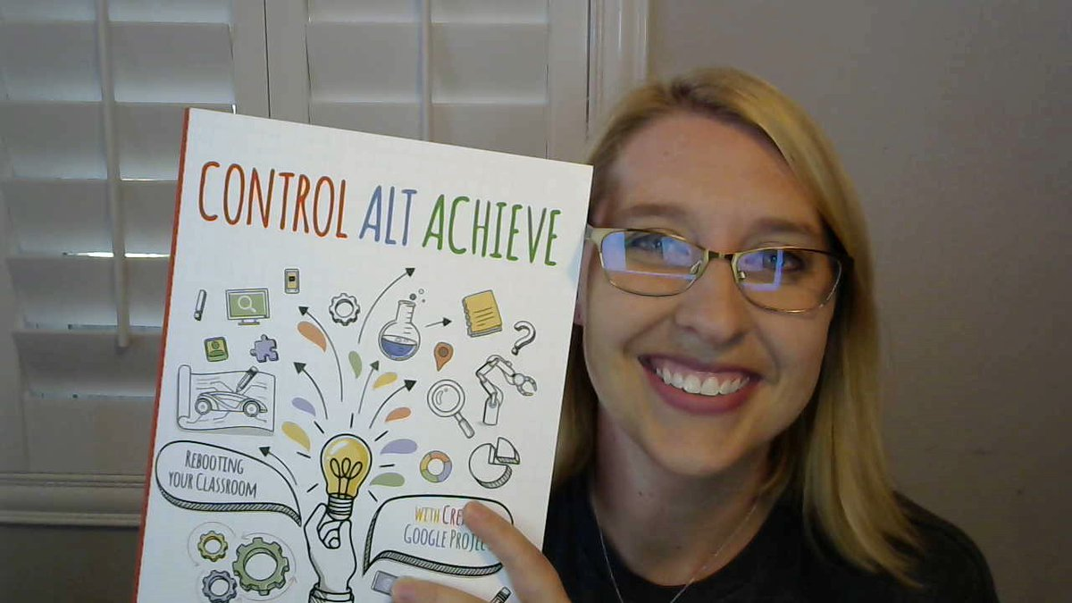 It came! I'm so excited! @ericcurts #altcontrolachieve #edtech https://t.co/j3mkkBEAxM