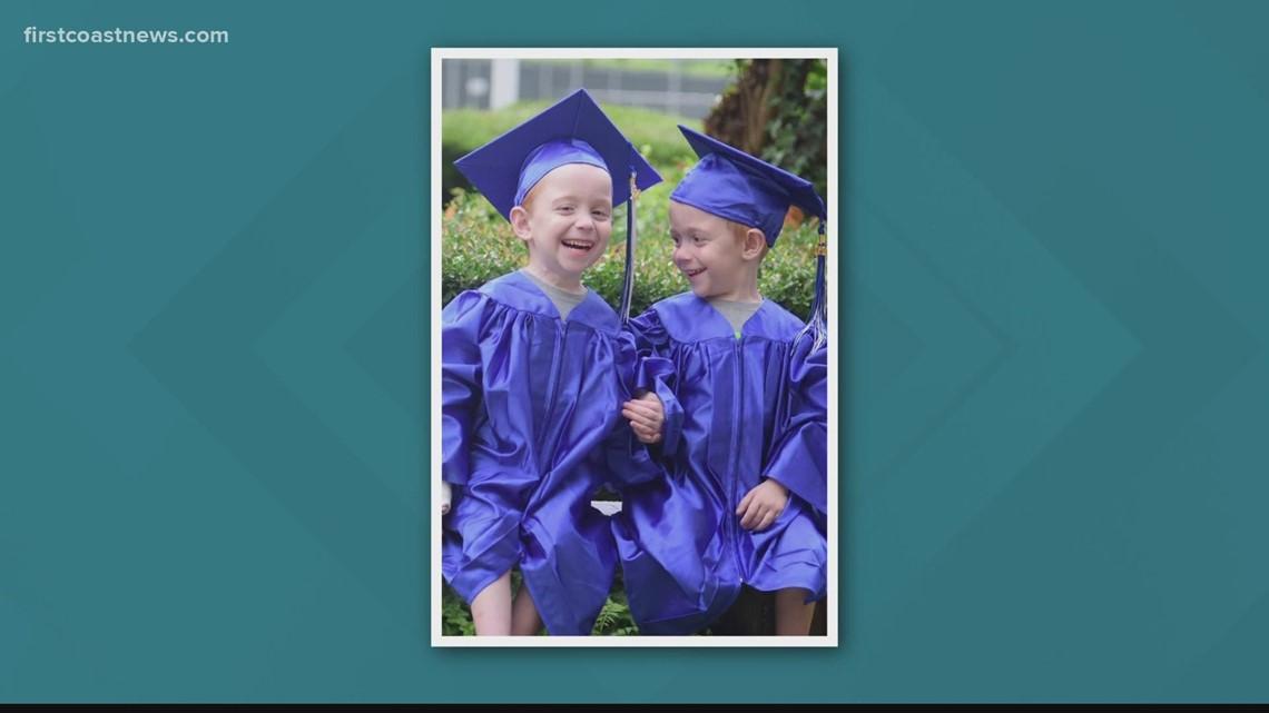 Formerly conjoined twins graduate pre-K https://t.co/ZDkUNkaX88 #10TV https://t.co/4Ee3mUX9nS