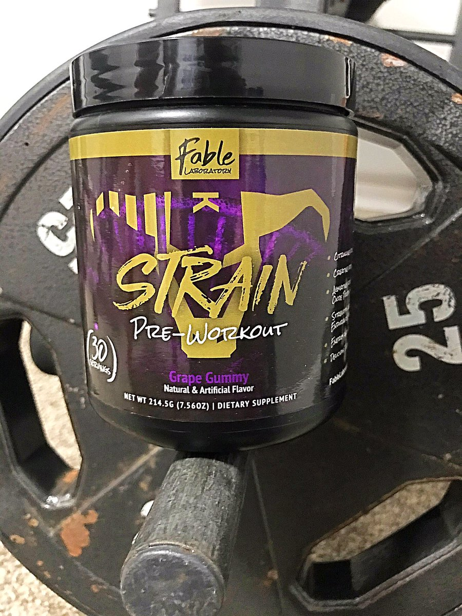 Don't miss out on 25% off Strain Pre-workout Grape Gummy while it lasts❗️ ✅Maximize muscle growth ✅300mg Caffeine ✅Increased Stamina #gym #gains #fit #fitness #fitspo #fitfam #swole #shredded #supplements #ifbb #npc #michigannpc #aesthetics #abs #bodybuilding #instafit #muscle