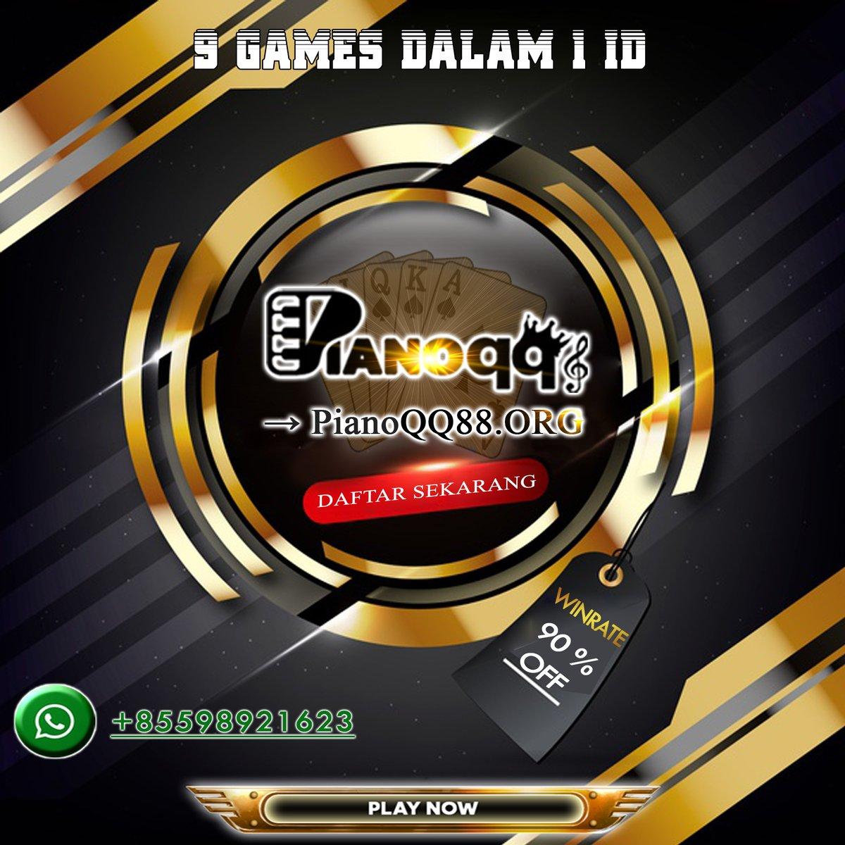 PIANOQQ Situs Judi Online Resmi Dan Terbaik SE-ASIA || 9 GAMES DALAM 1 ID | MIN DEPOSIT DAN WITHDRAW 20 ribu  EZoTd8BUYAMzDmj?format=jpg&name=medium