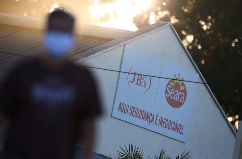 Brazil labor prosecutors seek closure of JBS plant due to COVID-19 https://t.co/ZfeEWayKi0 https://t.co/CuKdME69fK