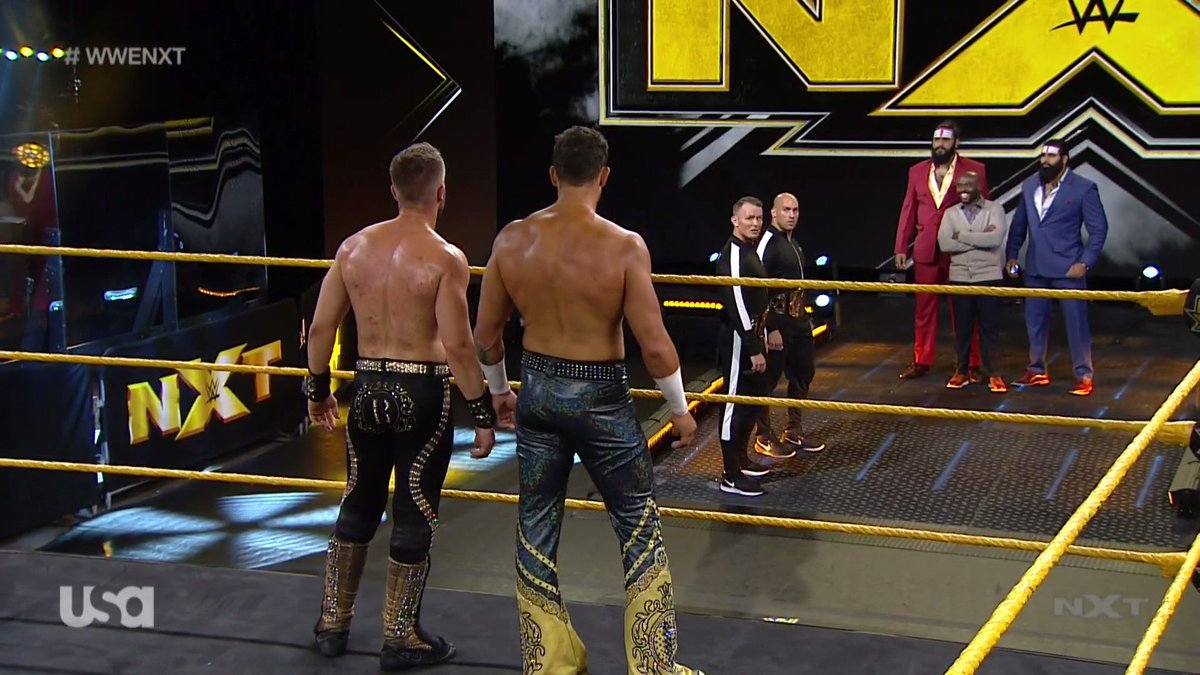 Fandango Returns From Injury, New #1 Contenders Crowned, Indus Sher Back On WWE NXT (Videos)