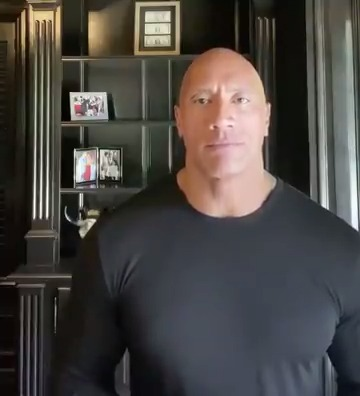 @TheRock's photo on #NormalizeEquality