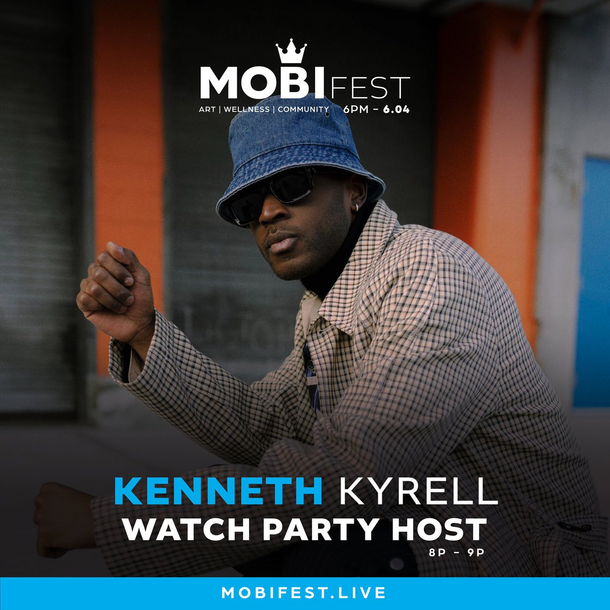 Tomorrow I'll be hosting #mobifest — be sure to tap in!