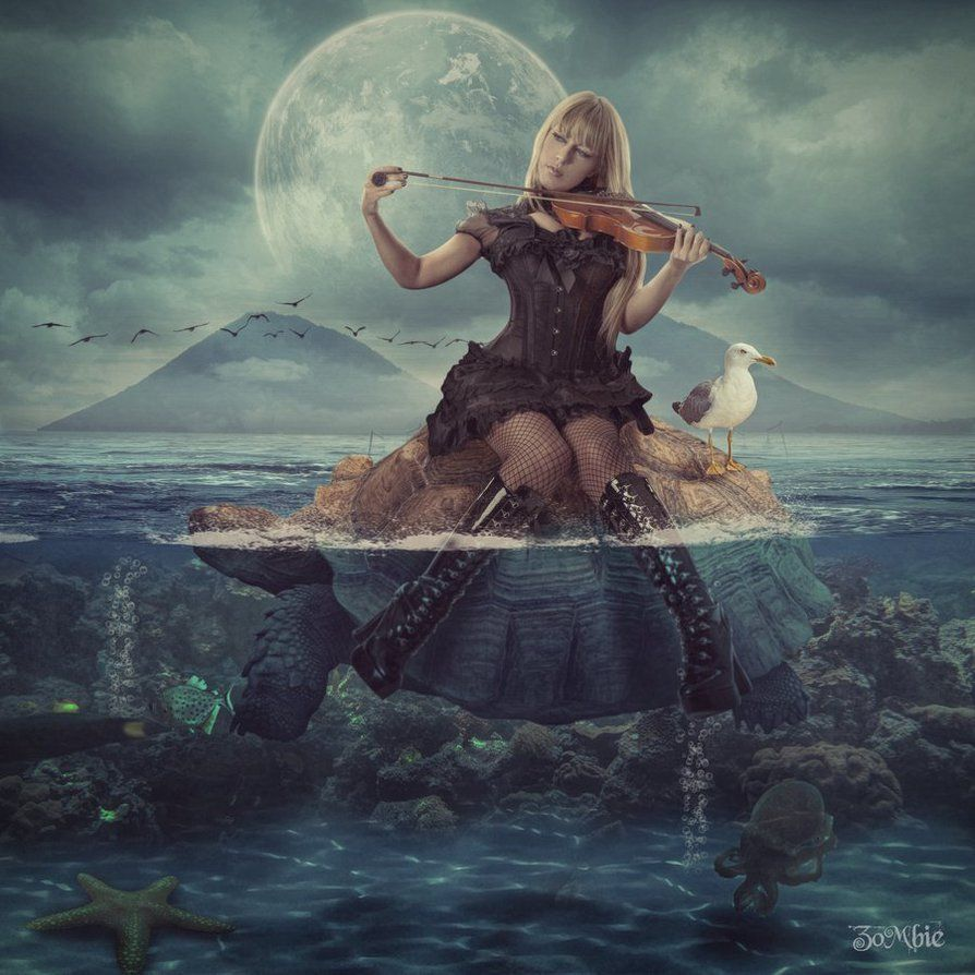 I am irritated by my own #writing. I am like a violinist whose ear is true, but whose fingers refuse to reproduce precisely the sound he hears within. GUSTAVE FLAUBERT #amwriting #Art djz0mb13 (DeviantArt)