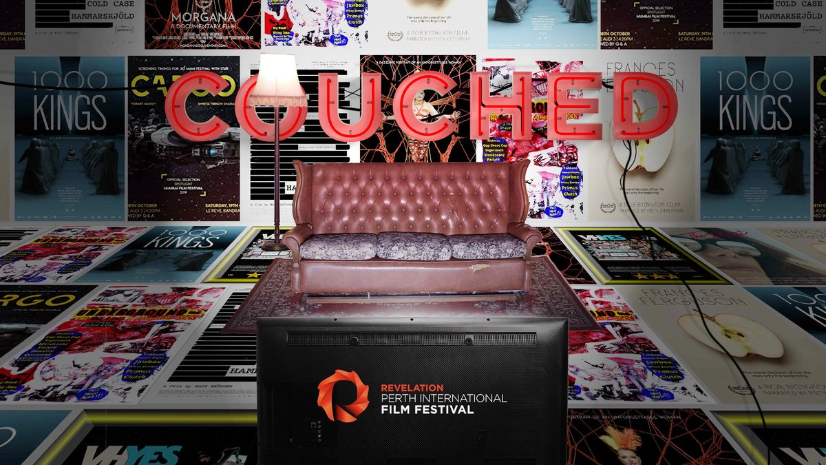 📢 Announcing: 2020 REV: COUCHED Online Film Festival! From 9-19 July, Rev will present 25+ of the finest films from across the world, offeringas close to a full festival experience as possible. Read our announcement here: https://t.co/XR6XqUD7oB https://t.co/YWbwjMP9R1