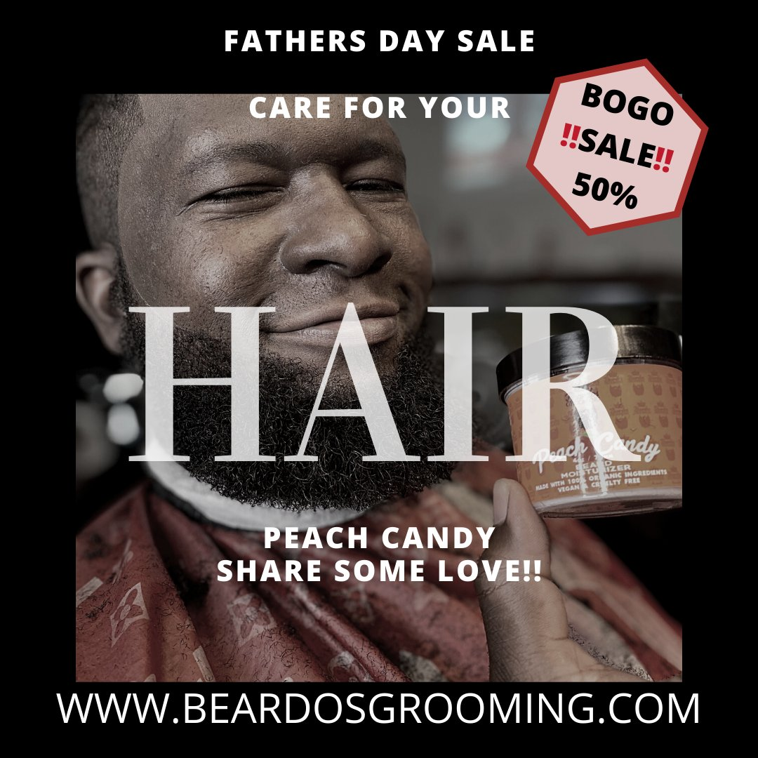 Care for yourself and others for father's day!  #beards #beardstyle #beardedmen #beardsofinstagram #barber  #barberlife #blackmen #beardosgrooming #Hairgrowth #naturalhair #instabeard #explore #explorepage #groomingtips #beardedmen #bearded #beardgoals #beardbrothers #beardgamepic.twitter.com/Eeh9qIwkjC