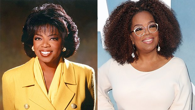Take a look back at pics of Oprah Winfrey, from her talk show days, to now! hollywood.li/1H57LuG