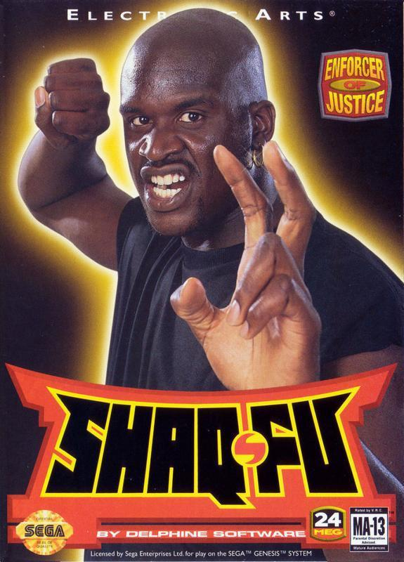 Go head to head against crazy opponents and unleash knock out karate moves in Shaq-Fu  #videogaming #videogame #sega #genesis #versus