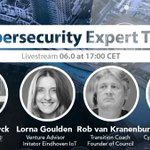 Image for the Tweet beginning: Do not miss the #CyberSecurity