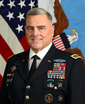 The Chairman of the Joint Chiefs is exactly how you'd imagine and want an American general to look like