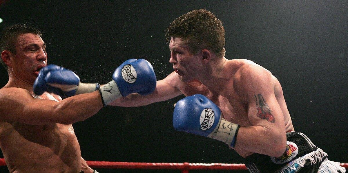 ON THIS DAY: In 2005...  Kostya Tszyu travelled to Manchester as one of the top pound-for-pound fighters in the world.  In front of 22,000 at the MEN, Ricky Hatton did the unthinkable and forced him to retire on his stool.  History was made.