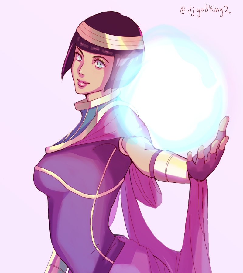 Menat from #sfv #digitalartpic.twitter.com/x911SaF9vo
