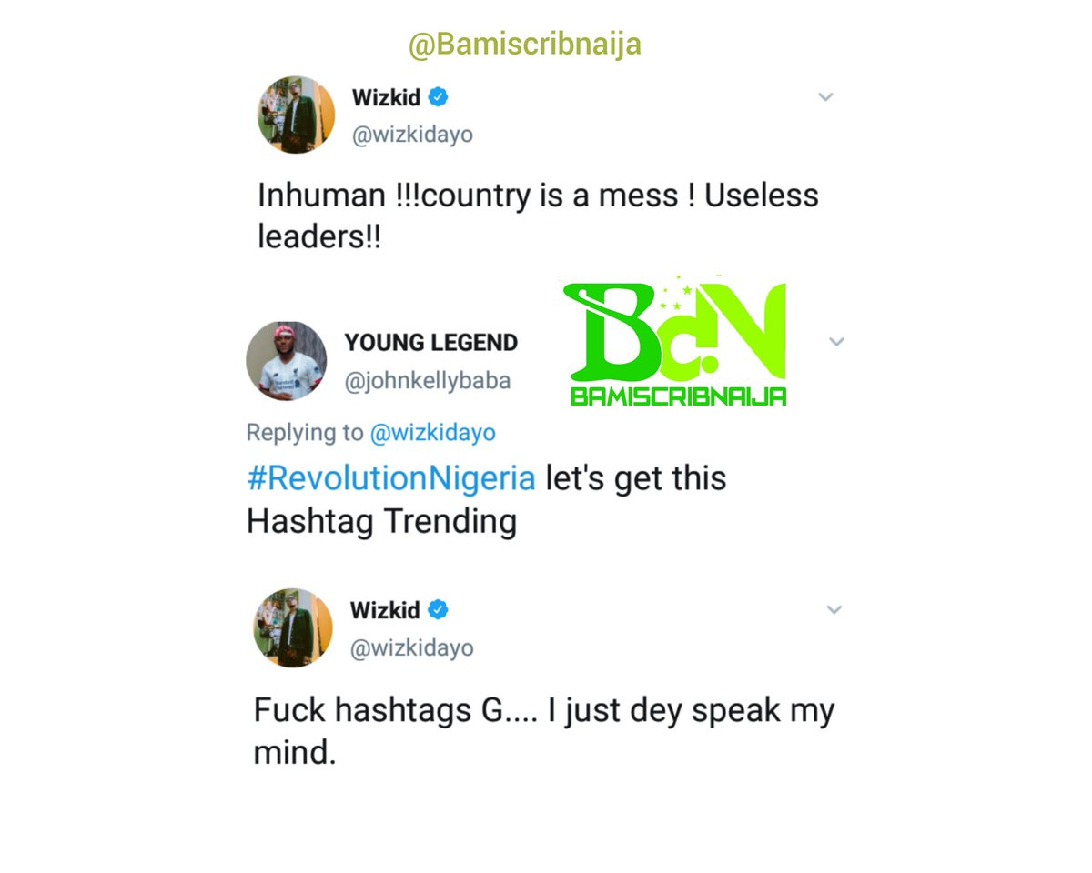 Less #hashtags more actions  . Follow @Bamiscribnaija for more. pic.twitter.com/lXWDvnhyn5