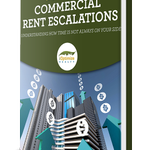 Image for the Tweet beginning: Guide to Commercial Rent Escalations