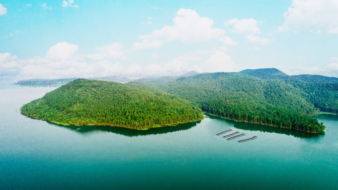 Chandil Dam standing on the Subarnarekha River is a place of scenic beauty. This dam is one of the most visited places of jharkhand.  #beauty #johar #safety #tourist  IMAGES, GIF, ANIMATED GIF, WALLPAPER, STICKER FOR WHATSAPP & FACEBOOK