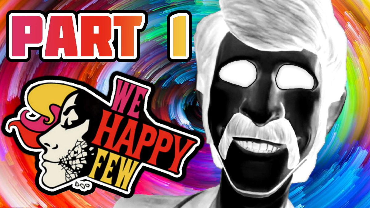 #Tyler711 #Gaming #WeHappyFew #Horror #Youtube #LetsPlay #StoryGame #RPG #FirstPersonGame #VideoGame #GamingCommunity #Gamer #Steam #Xbox #Playstation #Nintendo  What Happened Last Night.... I Can't Remember!  Watch:
