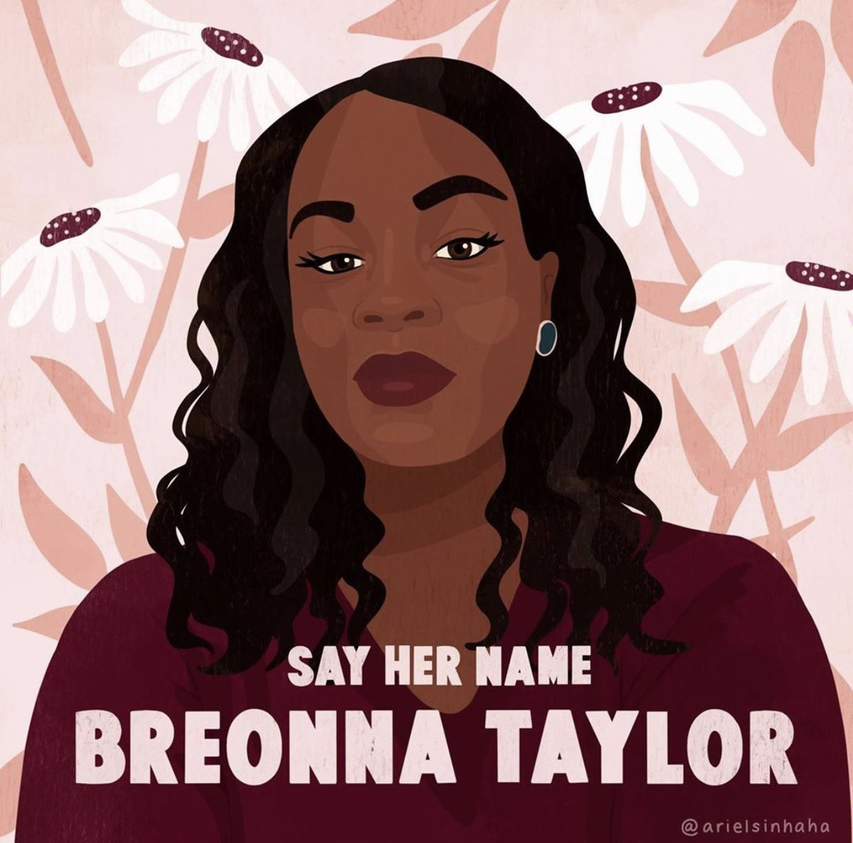 No arrests have been made. No officers charged.  We want #JusticeforBre, @louisvillemayor.   RT for #BreonnaTaylor. https://t.co/nPCapgY0uz