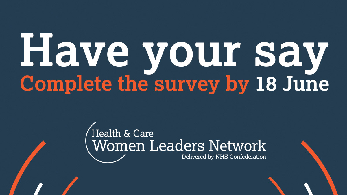 We have launched a new survey to understand the impact of #COVID19 on all health and care workers across the NHS, social care and the independent sector: bit.ly/3gMOZ1D
